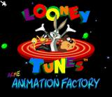 ACME Animation Factory SNES Title Screen