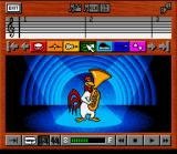 ACME Animation Factory SNES Music: Choose which instrument and start playing