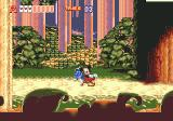 World of Illusion Starring Mickey Mouse and Donald Duck Genesis Forest level