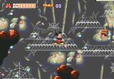 World of Illusion Starring Mickey Mouse and Donald Duck Genesis Web level
