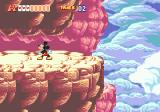 World of Illusion Starring Mickey Mouse and Donald Duck Genesis A cliff and no visible route to continue