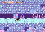 World of Illusion Starring Mickey Mouse and Donald Duck Genesis Climbing through corals