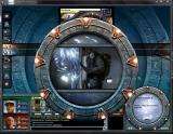 Stargate Online Trading Card Game Windows Video clips from the show kick off new matches.