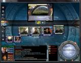"Stargate Online Trading Card Game Windows Applying cards to a quest in the ""hero"" turn."