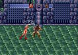 Golden Axe II Genesis One-on-one mode...