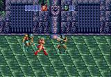 Golden Axe II Genesis ...which is sometimes one-on-two