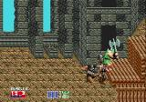 Golden Axe II Genesis Nice fortress