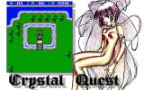 Crystal Quest PC-98 The Duke begins his adventure outside of Berlin