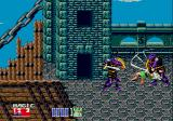 Golden Axe II Genesis Trying to access the final fortress