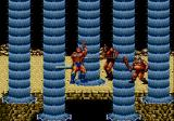 Golden Axe III Genesis Using magic that hits all enemies on screen