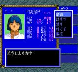 Record of Lodoss War TurboGrafx CD Character information