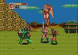 Golden Axe III Genesis Hey, hey, not everybody at once!