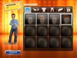 Players create an avatar and unlock new clothes as they win shows.