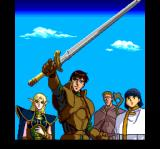 Record of Lodoss War II TurboGrafx CD The heroes of the previous game
