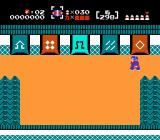 The Mysterious Murasame Castle NES Start