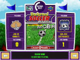 Backyard Soccer MLS Edition Windows Scoreboard will also show instant replay of major play events!