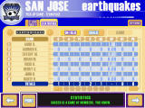 Backyard Soccer MLS Edition Windows Detail stats of the game just played
