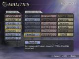 Warriors Orochi Windows Up to seven abilities can be activated for a battle, each giving specific bonuses to your characters. Each character, as he/she gains experience, gives you 3 specific abilities levels.