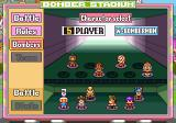 Saturn Bomberman SEGA Saturn Player selection (battle mode)