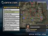 Warriors Orochi Windows At any time during the battle, you can access a map showing you the location of the allied and enemy officers. The player is represented by the green arrow.