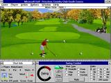 Microsoft Golf 2.0 Windows 3.x Getting ready for the swing...
