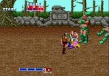 Golden Axe Genesis With the dragon, life becomes easier