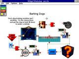 Widget Workshop: The Mad Scientist's Laboratory Windows 3.x Getting the dog to bark.