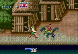 Golden Axe Genesis A dragon in my village?!