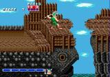 Golden Axe Genesis Guess it's time to jump!