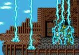 Golden Axe Genesis Thunder magic