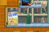 Gumby vs. the Astrobots Game Boy Advance From this screen, Gumby can enter all sorts of books to rescue his friends