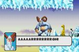 Gumby vs. the Astrobots Game Boy Advance It's the Abominable Snowman!