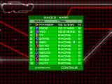 Super Laser Racer Windows The score board is updated in real-time As you can see on the minimap, at the moment, only 3 ships have crossed the finish line and hence have a score attributed.