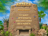Azteca Windows Main menu (demo version)