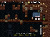 Spelunky Windows Save your money or gamble