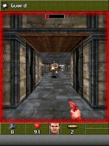 Wolfenstein RPG J2ME Taking damage