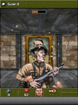 Wolfenstein RPG J2ME Soldier gets a beating.