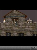 Wolfenstein RPG J2ME The castle from the outside
