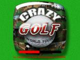 Crazy Golf: World Tour Windows Title screen
