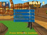 Crazy Golf: World Tour Windows Scoreboard
