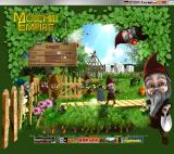 Molehill Empire Browser The login screen nicely sets the green and calm mood of this game.