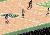 NBA Live 95 Genesis Famous locations: Boston...