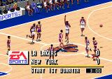 NBA Live 95 Genesis ... New York's Madison Square Garden