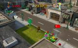 LEGO Indiana Jones 2: The Adventure Continues Windows The main hub for the first campaign: the streets surrounding the University.
