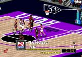 NBA Live 97 Genesis Suspenseful situation...