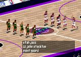 NBA Live 97 Genesis Players appear. No close-up :(
