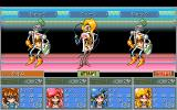 Dragon Master Silk II PC-98 Higher-level cards