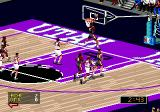 NBA Live 98 Genesis What a dunk!