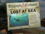 Hidden Expedition: Devil's Triangle Windows Island newspaper