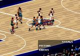 NBA Live 98 Genesis Madison Square Garden, New York